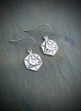 Disco Biscuits Merkaba Earrings