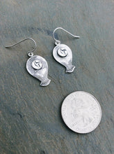 Disco Biscuits Hot Air Balloon Earrings