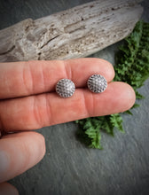 Flower of Life Stud Earrings