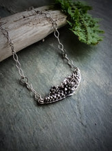 Garden Blossom Bar Necklace