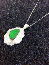 Artisan Russian Uvarovite Necklace