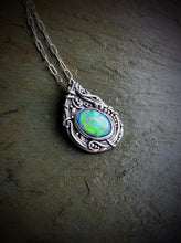 Opal Flow Artisan Necklace