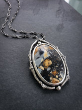 Maligano Jasper Autumn Woods Necklace