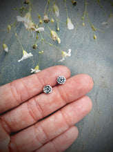 Merkaba Stud Earrings    Available in Sterling Silver or Bronze & 14k Gold Filled