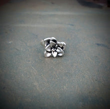Sterling Silver Succulent Flower Ring