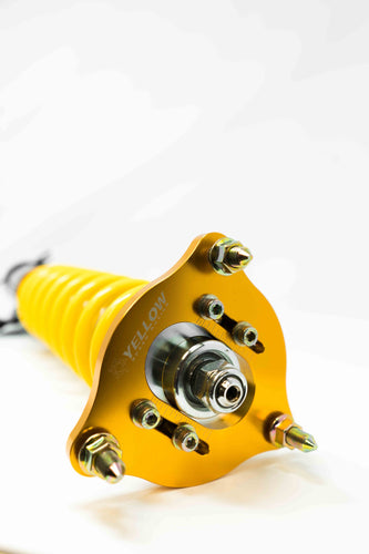 Dynamic Pro Gravel Rally Coilovers (1 Way) - Ford for $1799.00 at Yellow Speed Racing, USA