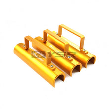 Yellow Speed Racing Air Jacks Kit - 3 Pieces w/ Connector Valve