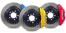 Land Rover YSR Big Brake Kit - Front 405mm X 36MM DISC 8 POT (YSCPF8B) for $3800.00 at Yellow Speed Racing, USA