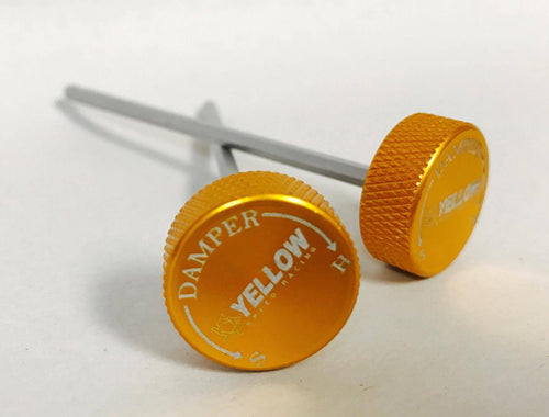 75mm Standard Damping Adjustment Knobs (Single) for $11.99 at Yellow Speed Racing, USA