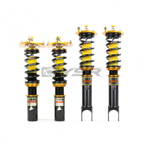 Super Low Coilovers 2006-2014 Audi TT Coupe (8J; FWD)