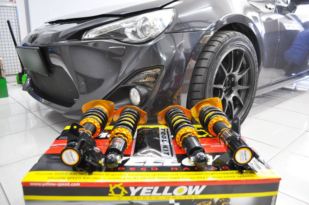 Dynamic Pro Sport Coilovers - Scion