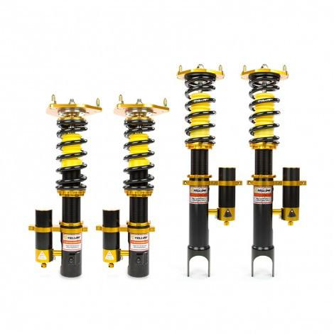 Pro Plus Racing Coilovers 1998-2005 Volkswagen Golf (Incl. GTI; MKIV) for $1999.99 at Yellow Speed Racing, USA