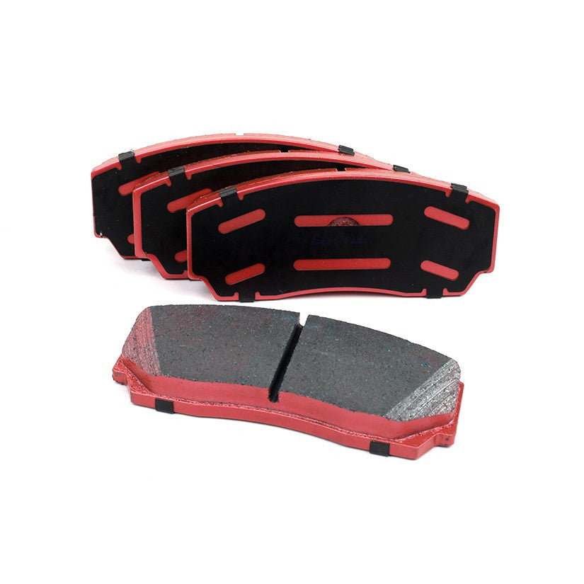 Yellow Speed Racing Competition Compound Front Brake Pads for $180.00 at Yellow Speed Racing, USA
