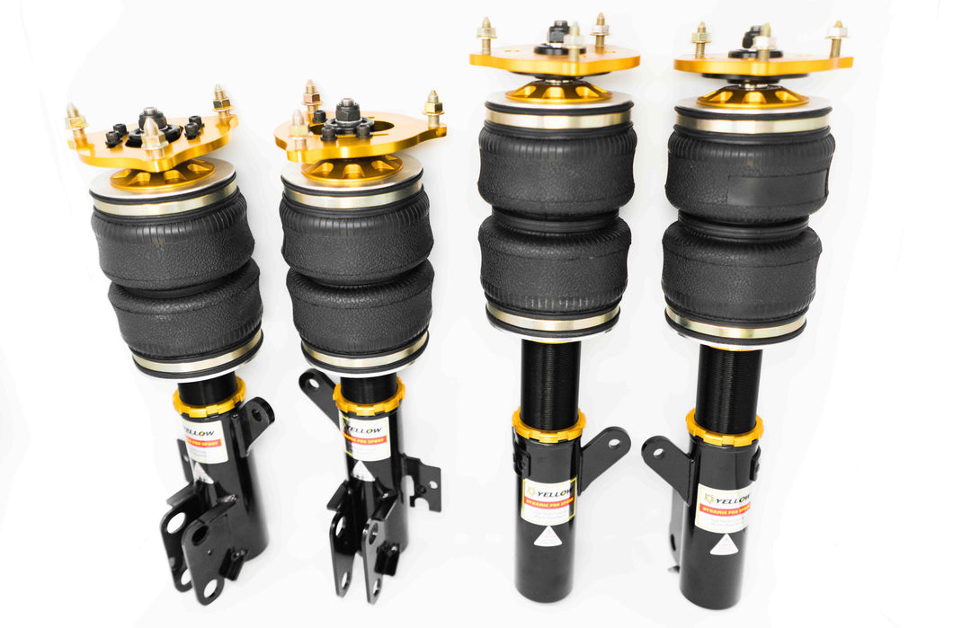 Dynamic Pro Air Struts - 2017+ Hyundai Elantra Sport / 2019+ Veloster for $1699.99 at Yellow Speed Racing, USA