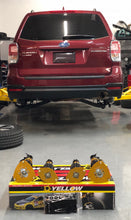 Subaru Forester SJ Dynamic Pro Sport Coilover Kit Display.