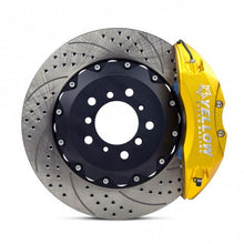 Land Rover YSR Big Brake Kit - Front 380mm X 34MM DISC 8 POT (YSCPF8B) for $3200.00 at Yellow Speed Racing, USA
