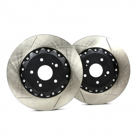 Yellow Speed Racing Big Brake Kit Replacement Rear Brake Rotors for $325.00 at Yellow Speed Racing, USA