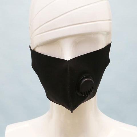 AOP3D FASHION WASHABLE FACE MASK WITH BREATHABLE PROTECTION 100%POLYESTER - AOP3D.COM