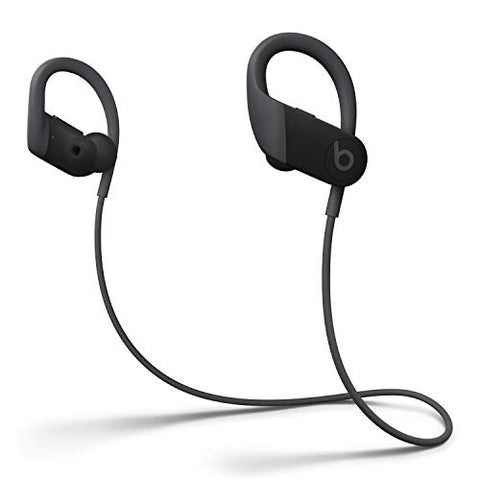 Powerbeats High-Performance Wireless Earphones - Apple H1 Headphone Chip, Class 1 Bluetooth, 15 Hours of Listening Time, Sweat Resistant Earbuds