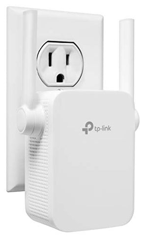 TP-Link N300 WiFi Extender(TL-WA855RE)-WiFi Range Extender, up to 300Mbps speed, Wireless Signal Booster and Access Point, Single Band 2.4Ghz Only