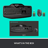 Logitech MK735 Performance Wireless Keyboard & Mouse Combo