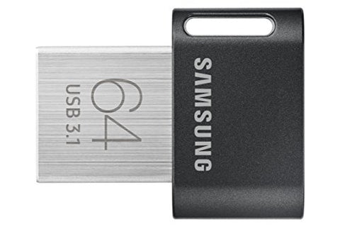 Samsung MUF-64AB/AM FIT Plus 64GB - USB 3.1 Flash Drive
