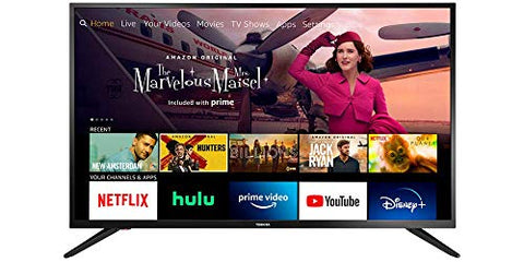 All-New Toshiba 32LF221U21 32-inch Smart HD 720p TV - Fire TV Edition, Released 2020