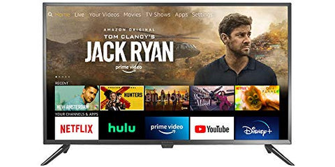 All-New Insignia NS-39DF310NA21 39-inch Smart HD 720p TV - Fire TV Edition