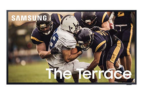 Samsung 55-inch Class QLED The Terrace Outdoor TV - 4K UHD Direct Full Array 16X Quantum HDR 32X Smart TV with Alexa Built-in (QN55LST7TAFXZA, 2020 Model) with Amazon Smart Plug