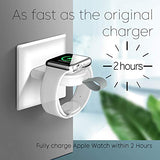 Watch Charger, ChiHope Magnetic Portable Wireless Charger for iWatch Compatible for Apple Watch Series 6 SE 5 4 3 2 1 44mm 42mm 40mm 38mm