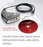 Pinnacle Dazzle DVD Recorder HD - Video Capture Card Device [PC Disc]