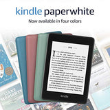 Kindle Paperwhite – Now Waterproof with more than 2x the Storage
