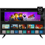 Vizio D-Seires 32inch Class 720p HD Full-Array LED Smart TV with Chromecast Built-in and SmartCast (Renewed)