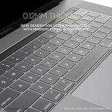 "UPPERCASE GhostCover Premium Ultra Thin Keyboard Protector for MacBook Pro with Function Keys 13"", NO Touch Bar (2016 2017 2018 Release, Apple Model Number A1708), US/EU Keyboard Layout Compatible"