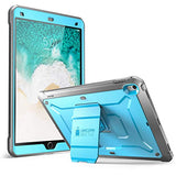 SUPCASE Unicorn Beetle PRO Case for iPad Air 3 (2019) and iPad Pro 10.5'' (2017), Heavy Duty with Built-in Screen Protector Full-Body Rugged Protective Case(Blue)
