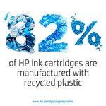 HP 60 | 2 Ink Cartridges | Black, Tri-color | CC640WN, CC643WN