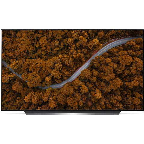 LG OLED77CXPUA 77 inch CX 4K Smart OLED TV with AI ThinQ 2020 Bundle with 1 Year Extended Protection Plan
