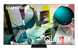 SAMSUNG 85-inch Class QLED Q900T Series - Real 8K Resolution Direct Full Array 32X Quantum HDR 32X Smart TV with Alexa Built-in (QN85Q900TSFXZA, 2020 Model) with Amazon Smart Plug