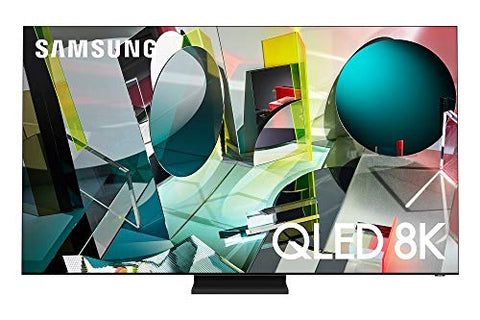 SAMSUNG 75-inch Class QLED Q900T Series - Real 8K Resolution Direct Full Array 32X Quantum HDR 32X Smart TV with Alexa Built-in (QN75Q900TSFXZA, 2020 Model) with Amazon Smart Plug