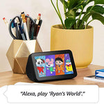 Echo Show 5 with 3 months of Amazon Kids+ (auto-renewal) - Sandstone