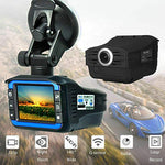 Anti Radar Laser Speed Detector 1080P Car DVR Recorder Video Dash Camera Night