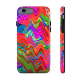 LIGHT RAYS Tough Phone Cases