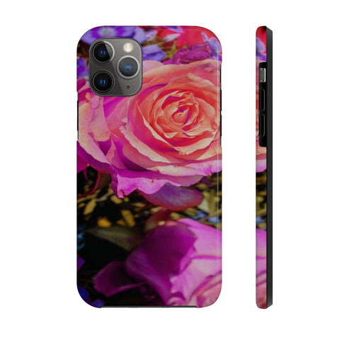 the rose pop Tough Phone Cases