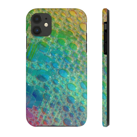 RAINBOW WATER COLOR  Tough Phone Cases