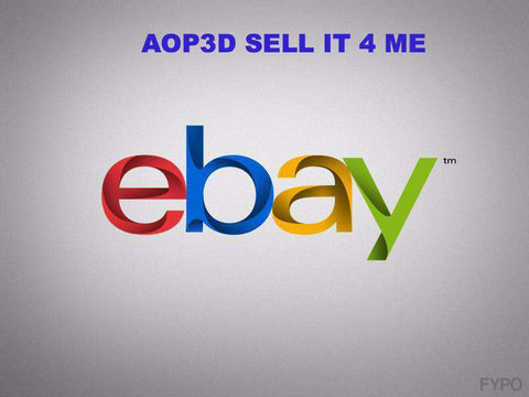 AOP3D SELL IT 4 me (ebay)