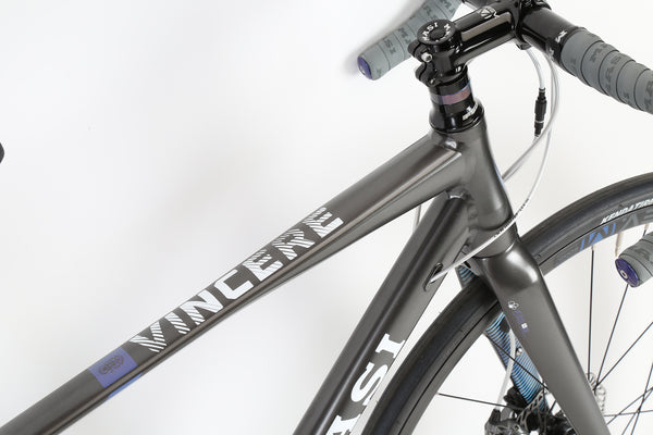 2018 Masi Vincere Bellissima Charcoal Abalone Detail 2.