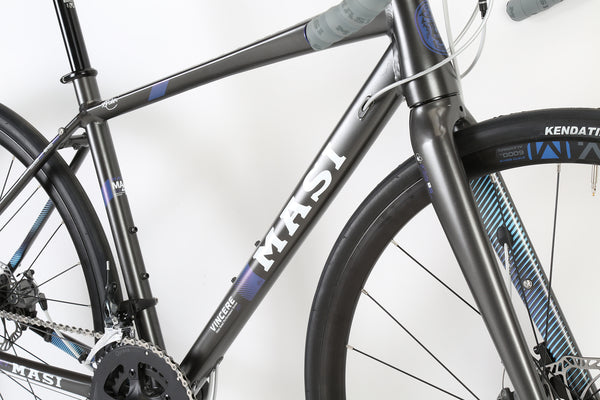 2018 Masi Vincere Bellissima Charcoal Abalone Detail 3.