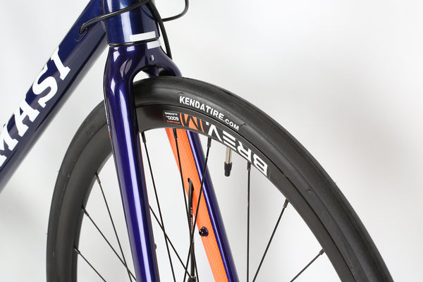 2019 Masi Alare Bellissima Disc Midnight Blue Detail 1.