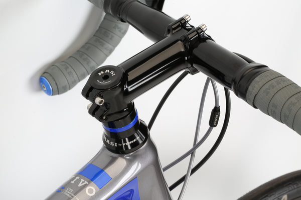2019 Masi Vivo RS Concrete Royal Blue Detail 2.