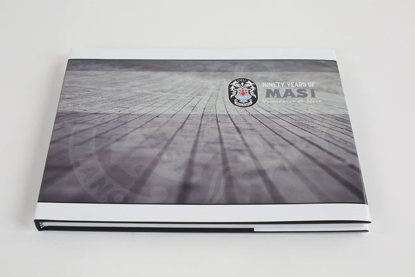 90 Years of Masi Book